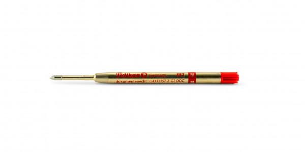 Pelikan Kugelschreibermine 337 G2 Rot M