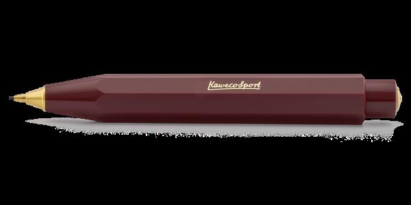 Kaweco CLASSIC Sport Druck Bleistift 0,7mm Bordeaux