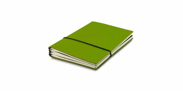X17 SuperBuch A6 Lefa grün