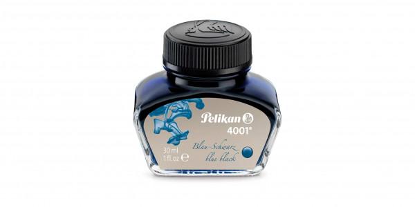 Pelikan Tintenglas 30 ml Blau Schwarz