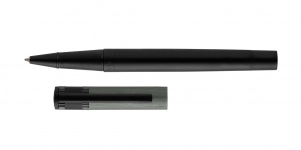 Hugo Boss EXPLORE BRUSHED Tintenroller Grey