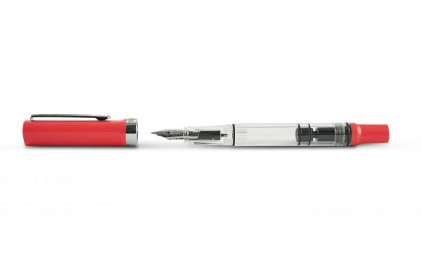 TWSBI ECO T piston fountain pen Coral