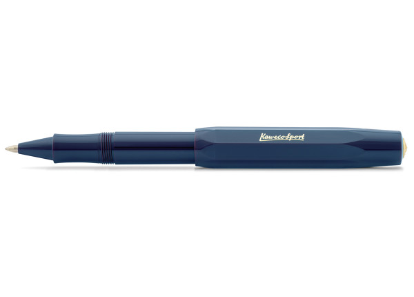 Kaweco CLASSIC Sport rollerball pen navy blue