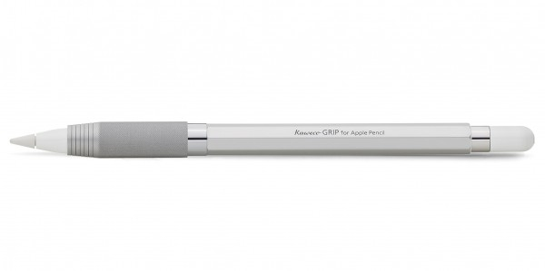 Kaweco pen sleeve GRIP for Apple Pencil silver