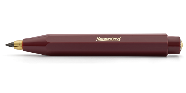 Kaweco CLASSIC Sport Fallbleistift 3,2 mm Bordeaux