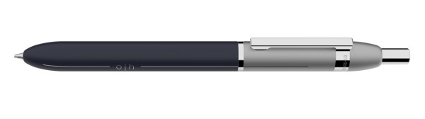 Otto Hutt Entwurf 03 Kugelschreiber Navy Grau