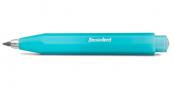 Kaweco FROSTED Sport clutch pencil 3,2 mm Light Blueberry