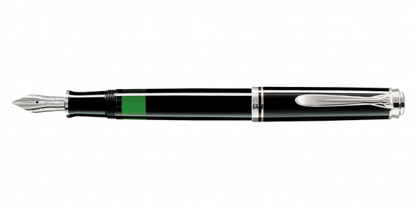 Pelikan Souverän 405 piston fountain pen black