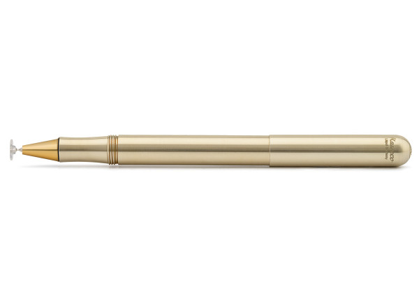 Kaweco LILIPUT CONNECT Disc Stylus Messing mit Spitze Gold