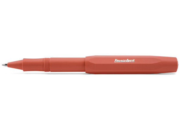 Kaweco SKYLINE Sport Rollerball Fox rot orange Gel Mine