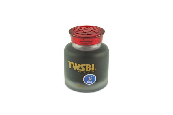 TWSBI Tintenglas Blau 70 ml