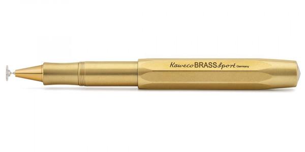 Kaweco BRASS Sport CONNECT Disc Stylus mit goldener Spitze