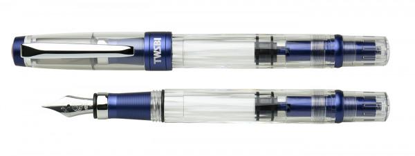 TWSBI Diamond 580 Kolbenfüllhalter AL R Navy Blue