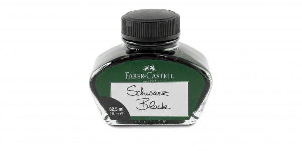 Faber-Castell Tintenglas 62,5 ml Schwarz