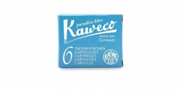 Kaweco Tintenpatronen Paradies Blau