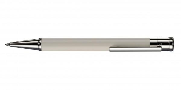 Otto Hutt Entwurf 04 Kugelschreiber Creme Weiß