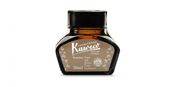 Kaweco Tintenglas Karamel Braun
