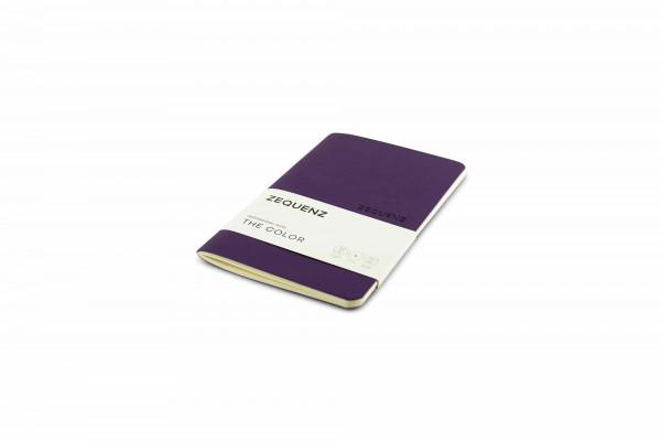 Zequenz The Color Notizbuch Professional Note Scarlet Gum Lila