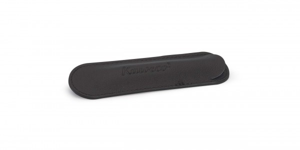 Kaweco Sport ECO leather pouch for 1 pen black