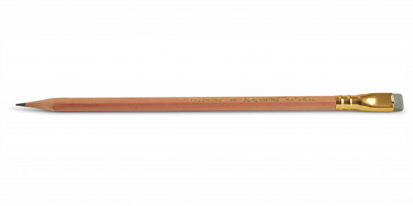 Blackwing Bleistift Natur Set 12 Stück Vorderansicht