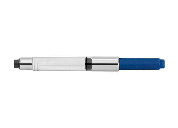 Kaweco Standard Konverter Mitternachts Blau Chrom