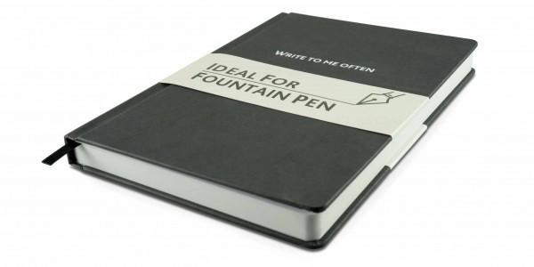 The Container Füllhalter Notizbuch