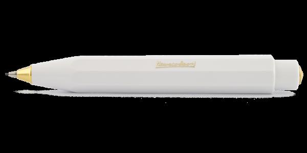 Kaweco CLASSIC Sport push pencil 0.7mm white