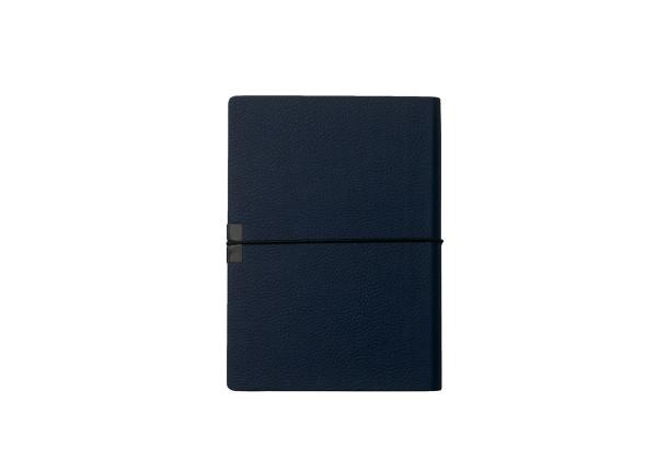Hugo Boss Notizbuch STORYLINE A6 Blau