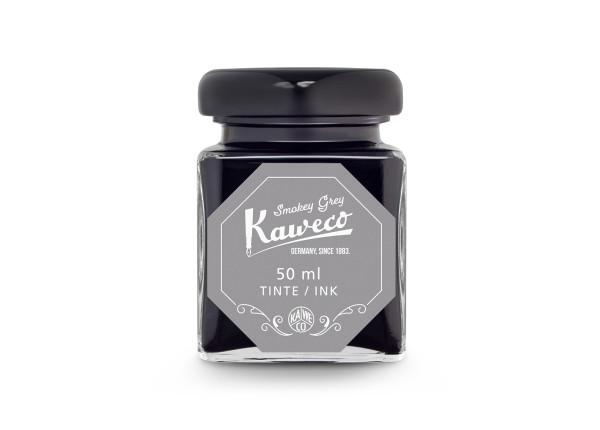 Kaweco Tintenglas Rauch Grau 50 ml
