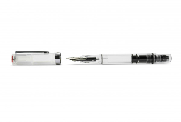 TWSBI ECO T piston fountain pen Clear