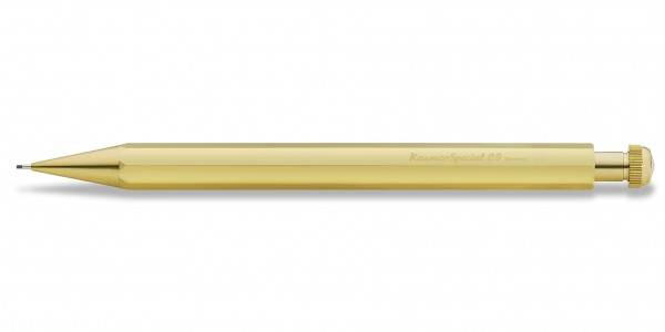 Kaweco SPECIAL Druckbleistift Messing 0,9 mm