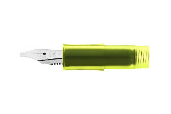 Kaweco HIGHLIGHTER Mundstück mit Feder Leuchtend Gelb 1.9