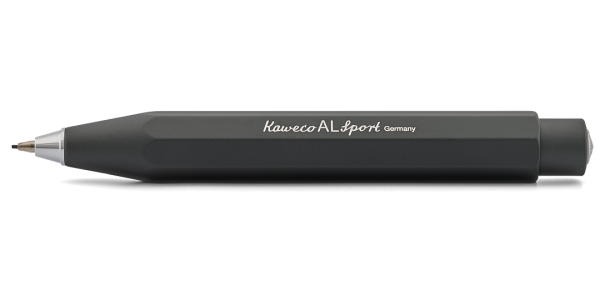 Kaweco AL Sport push pencil 0,7 mm black