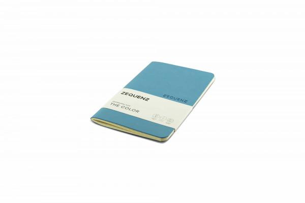 Zequenz The Color Notizbuch Professional Note Hellblau