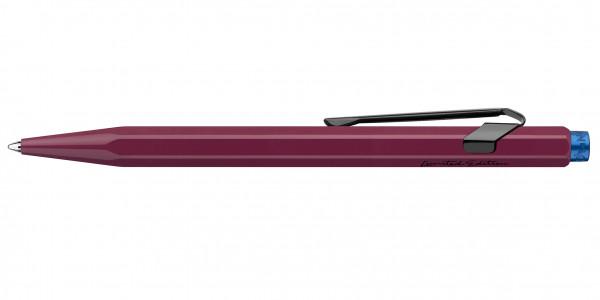 Caran d'Ache 849 Claim Your Style ballpoint pen bordeaux