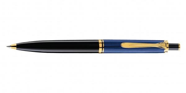 Pelikan Souverän 400 Kugelschreiber Schwarz Blau