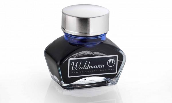 Waldmann Tintenglas 30 ml Blau