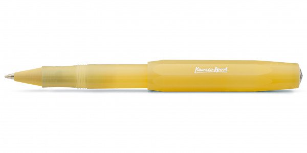 Kaweco FROSTED Sport Rollerball Sweet Banana