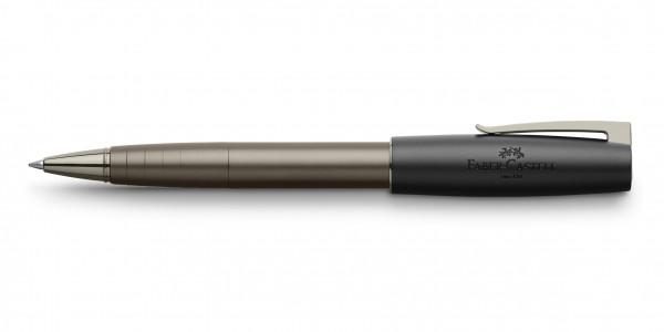 Faber-Castell Loom Gunmetal Tintenroller Matt