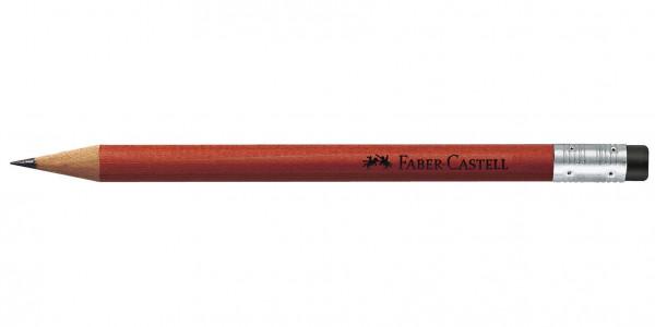 Faber-Castell Ersatzbleistift für Perfekter Bleistift Design Braun