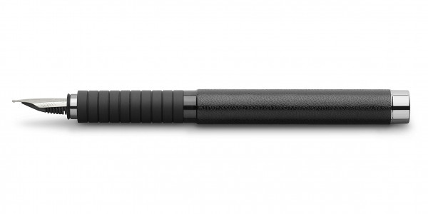 Faber-Castell Fountain pen Essentio Black Leather