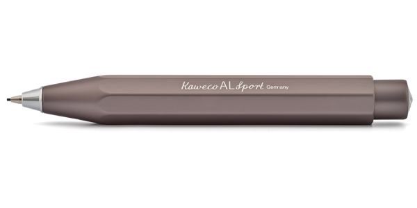 Kaweco AL Sport push pencil 0,7 mm anthracite