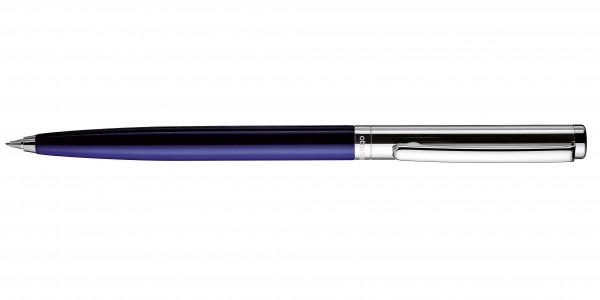 Otto Hutt Entwurf 01 Dreh Bleistift Glatt Blau
