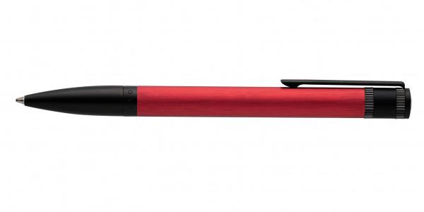 Hugo Boss EXPLORE BRUSHED Kugelschreiber Red