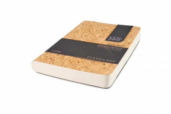 Zequenz Cork Notizbuch 360 Natural A B6