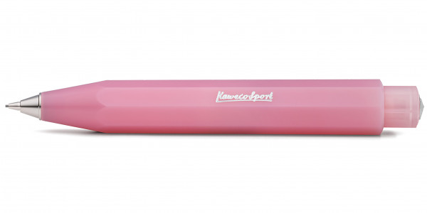 Kaweco FROSTED Sport push pencil 0,7 mm Blush Pitaya