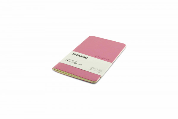 Zequenz The Color Notizbuch Professional Note Flieder Rose