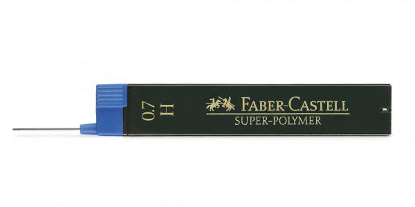 Faber-Castell Super-Polymer Feinmine 0.7 mm H