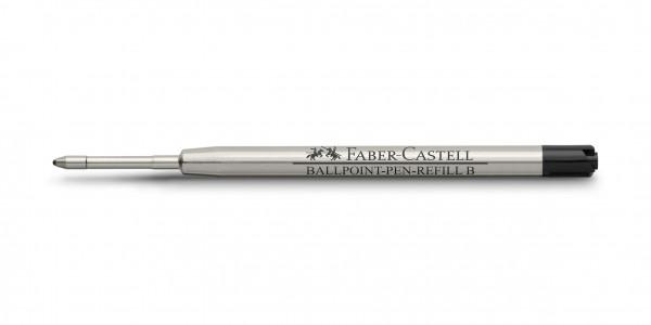 Faber-Castell Kugelschreibermine Schwarz B