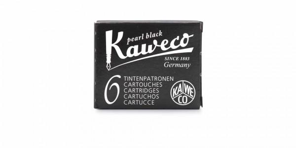 Kaweco Tintenpatronen Perlen Schwarz